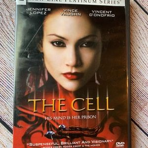 Other - The Cell DVD